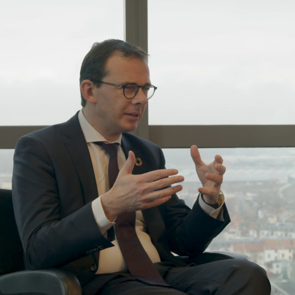 Interview met Minister Wouter Beke